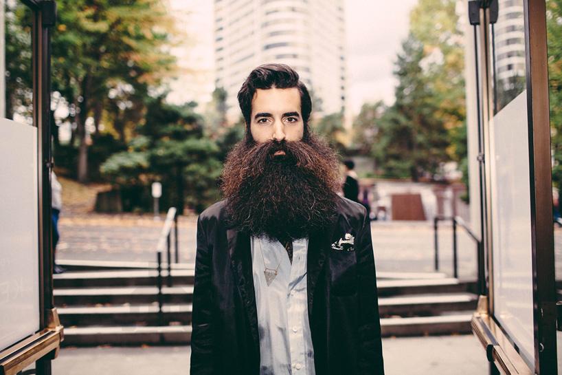 Люди с бородой