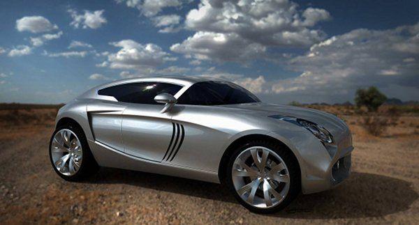 Maserati Kuba CUV