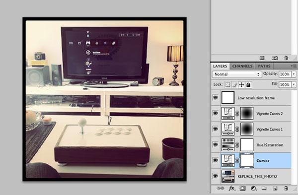 20 Instagram фильтров для Photoshop