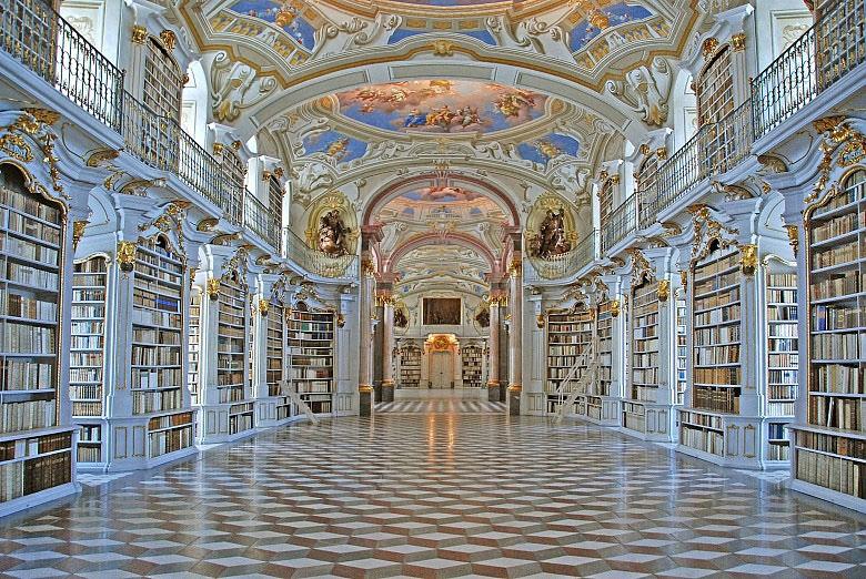 Самые красивые библиотеки в мире (1)