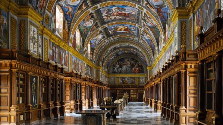 Самые красивые библиотеки в мире (2)