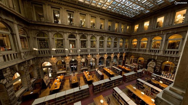 Самые красивые библиотеки в мире (4)