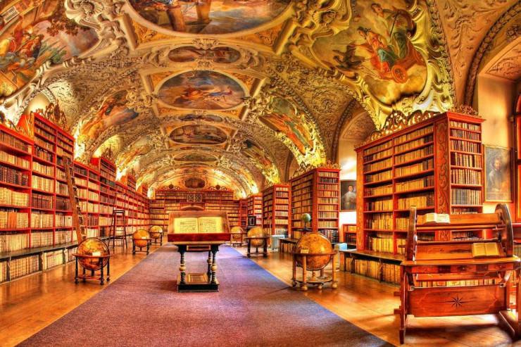 Самые красивые библиотеки в мире