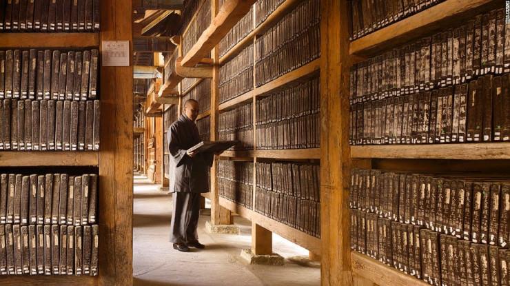 Самые красивые библиотеки в мире (7)