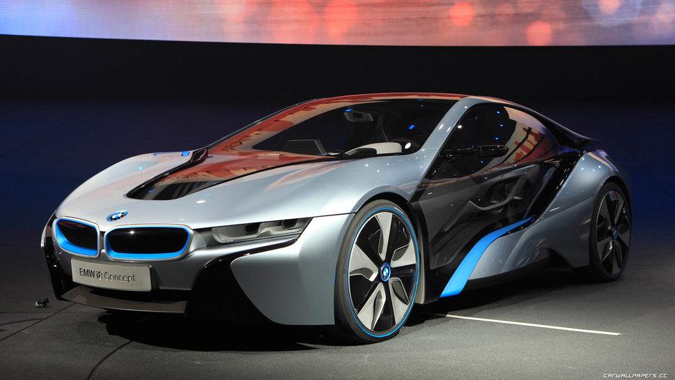 BMW i8 концепт