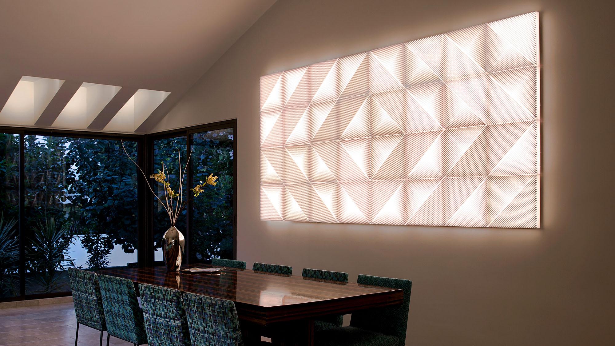 Новая концепция декоративных светильников