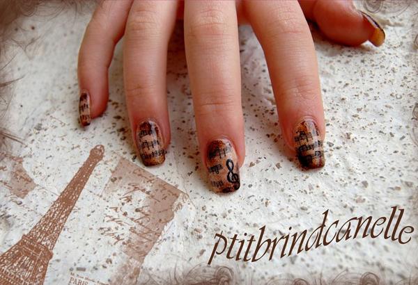 Дизайн ногтей мультяшки (7)