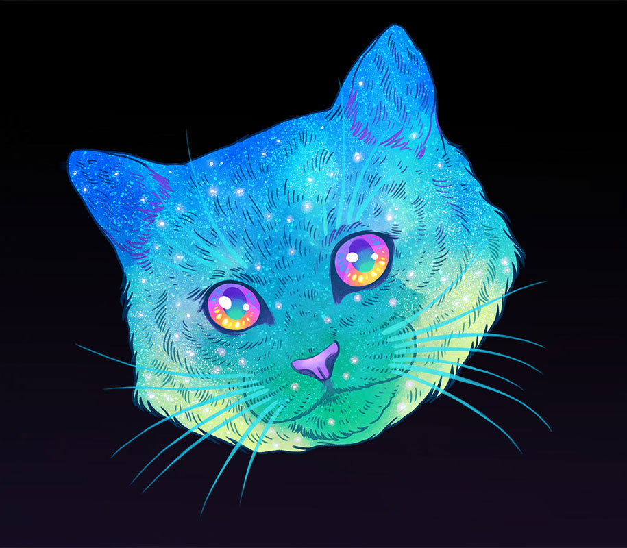 Космический кот (3)