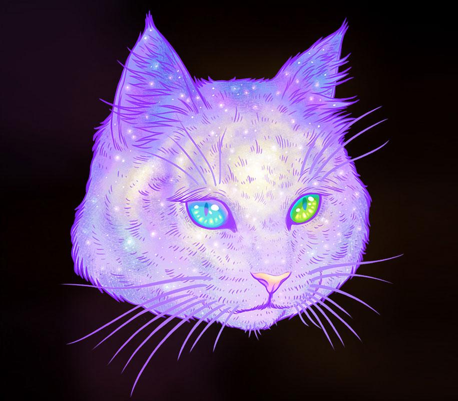 Космический кот (4)