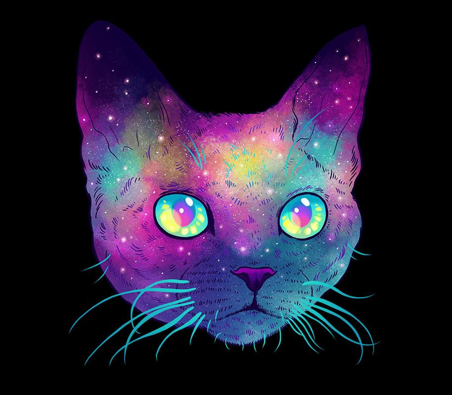 Космический кот (5)