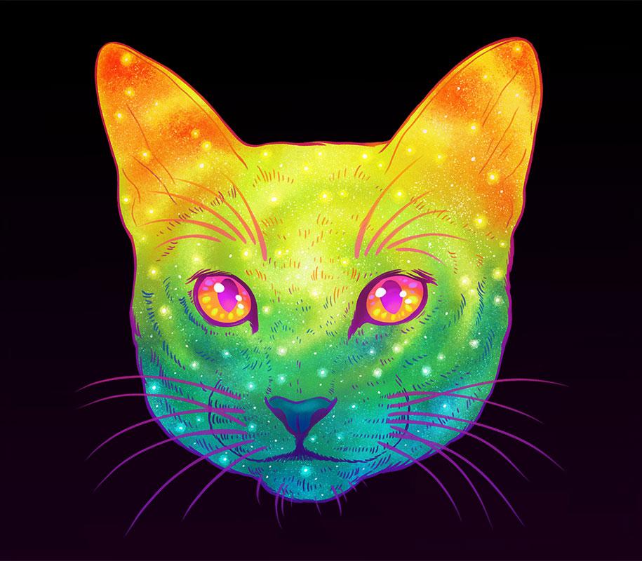 Космический кот (6)