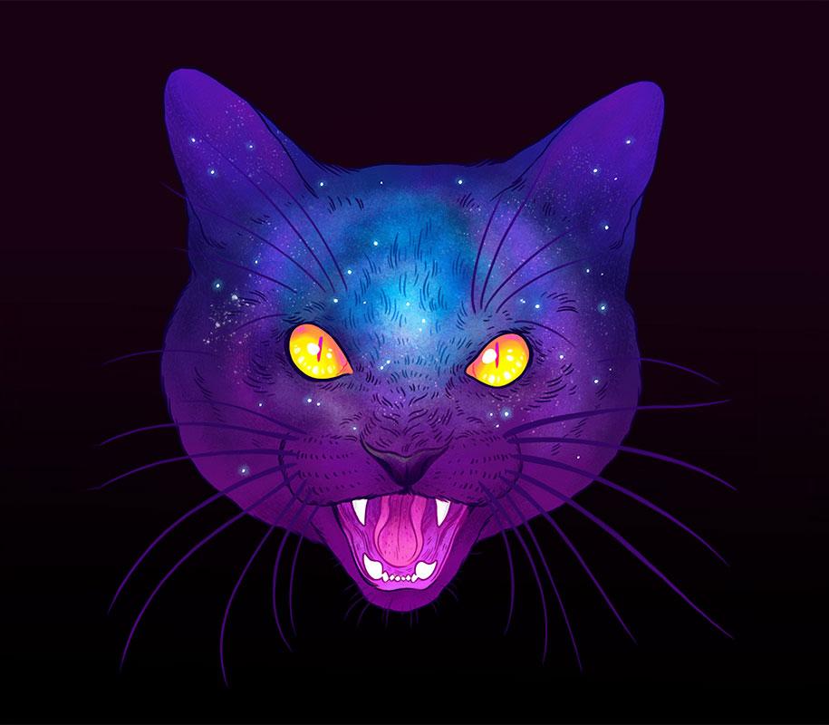 Космический кот (7)