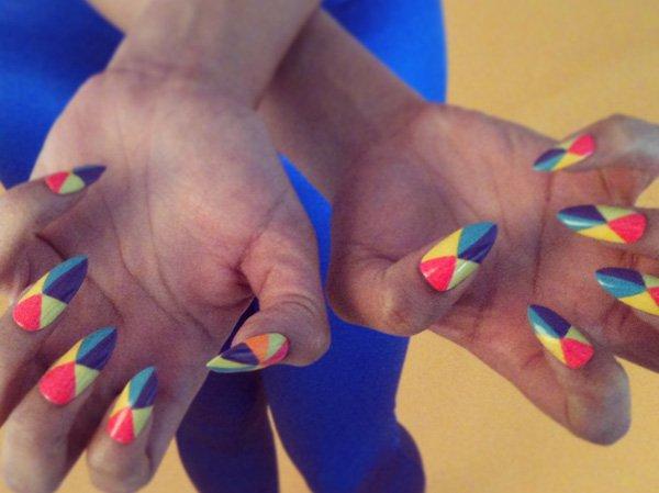 Красивый дизайн ногтей 2016 (10)