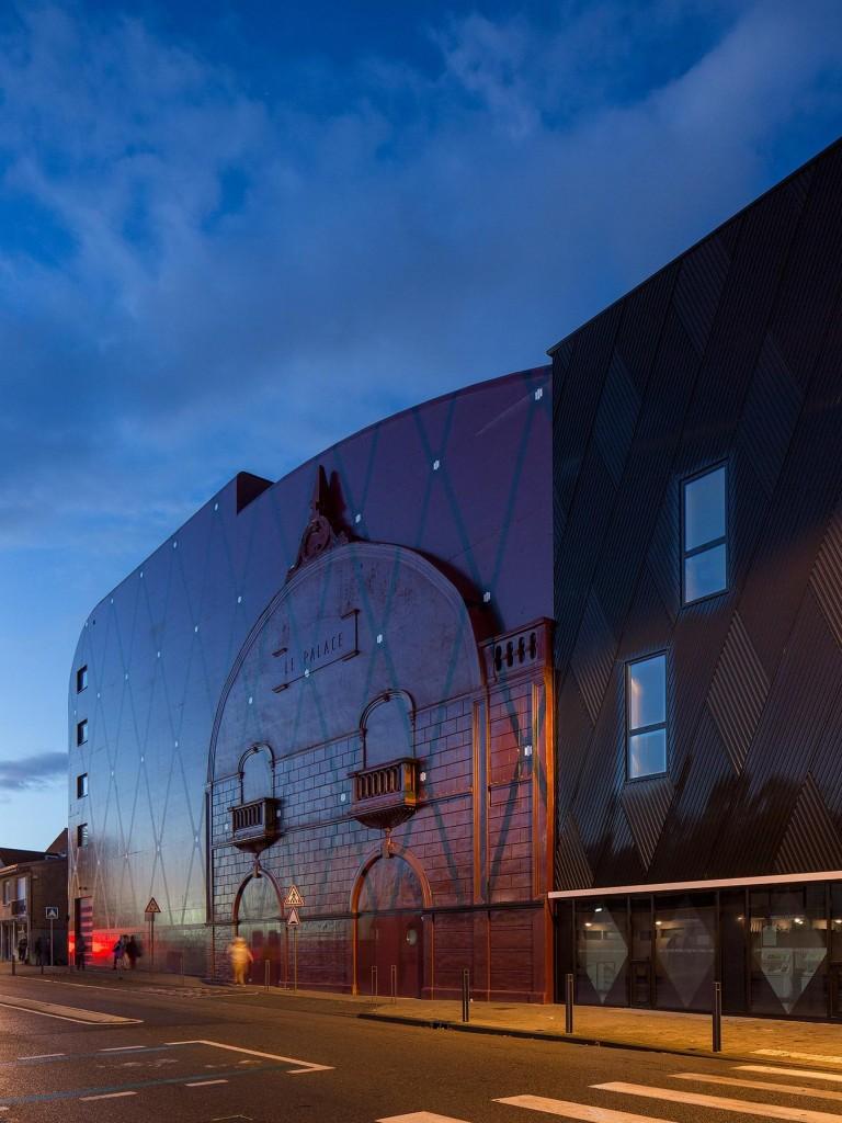 Фасады современных зданий (2)