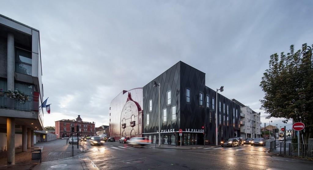 Фасады современных зданий (5)