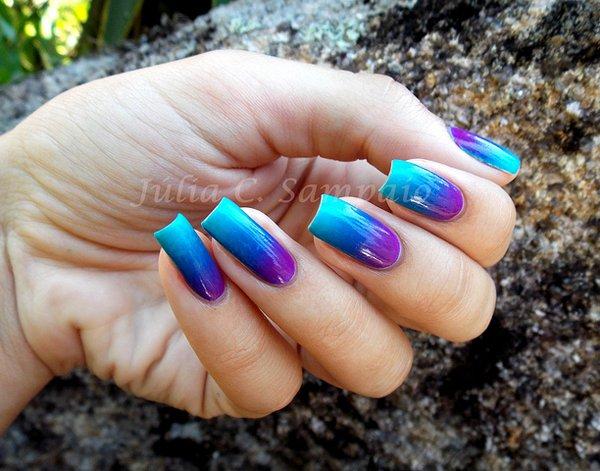 Элегантный дизайн ногтей (13)