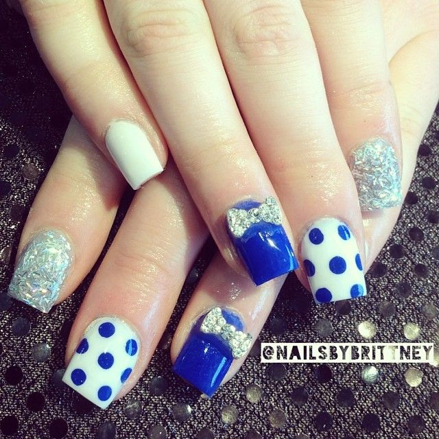 Элегантный дизайн ногтей (15)