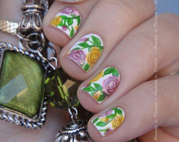 Элегантный дизайн ногтей (2)