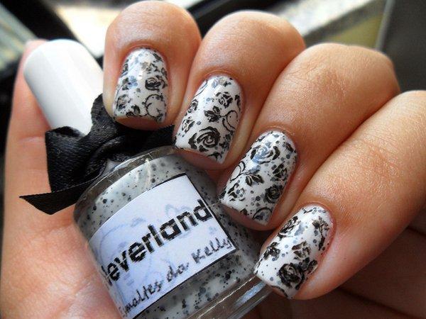 Элегантный дизайн ногтей (24)