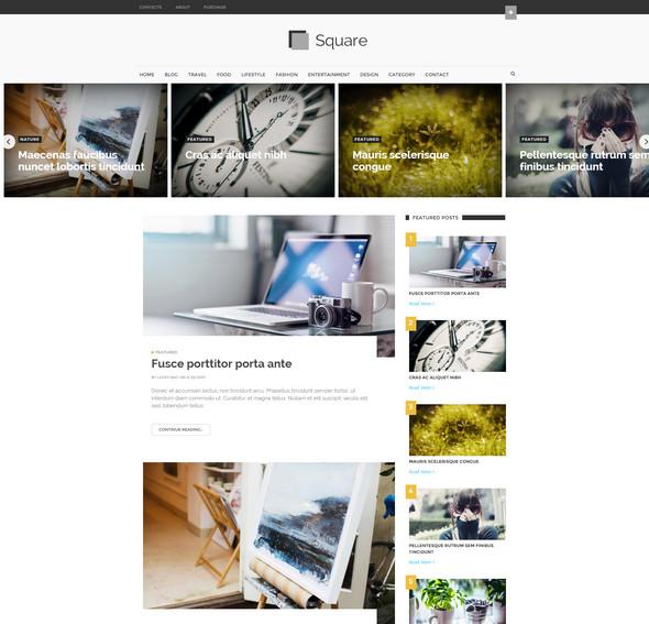 Дизайны для блога