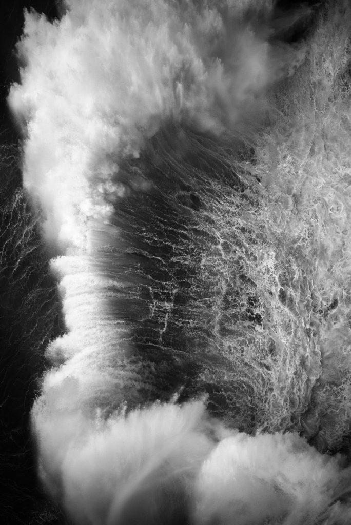 Водоворот волны океана (2)