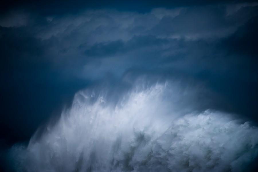 Водоворот волны океана (9)