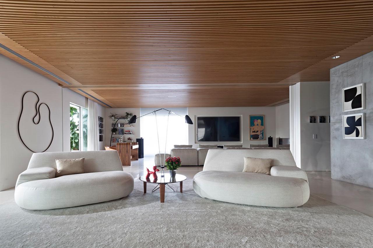Квартира в неоклассическом стиле (2)