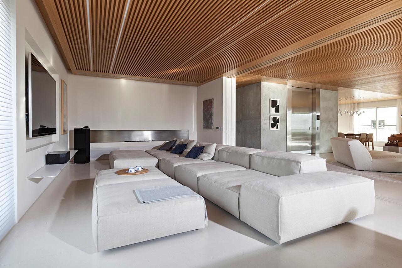 Квартира в неоклассическом стиле (5)