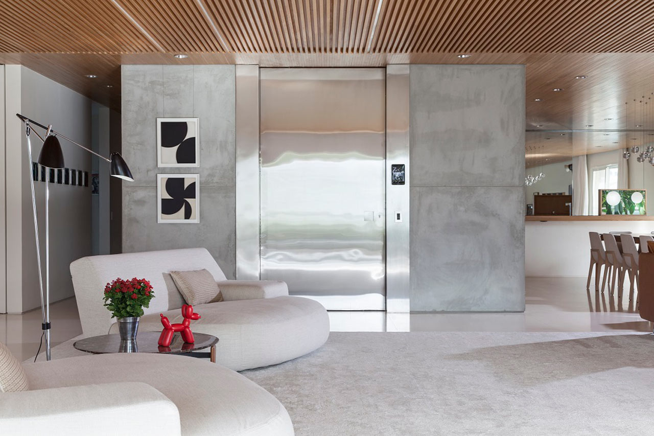 Квартира в неоклассическом стиле (6)