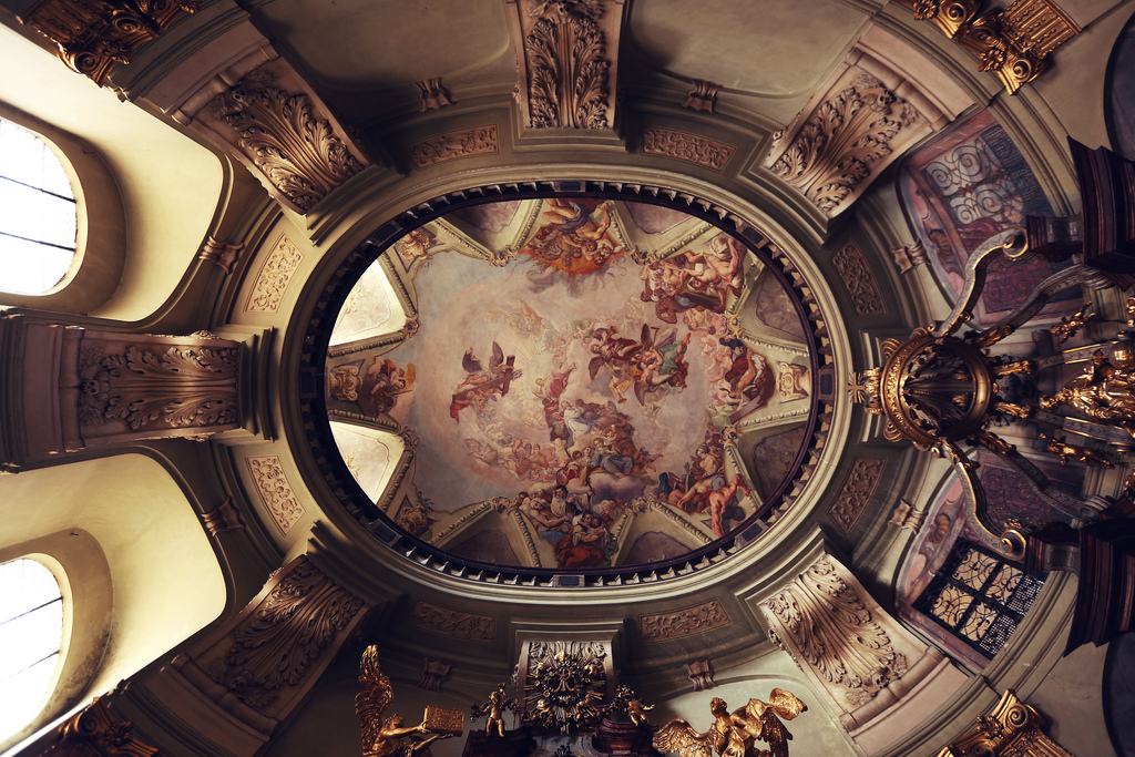 Соборы эпохи возрождения (9)