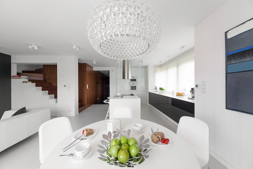 Современный дизайн интерьера для небольших домов (1)