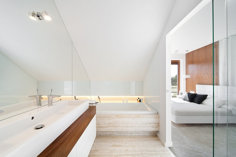 Современный дизайн интерьера для небольших домов (19)