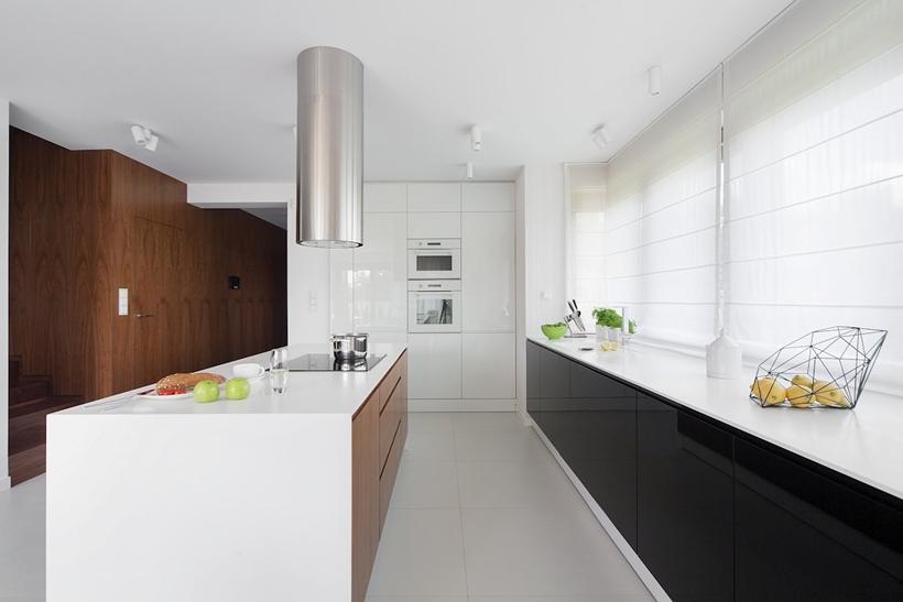 Современный дизайн интерьера для небольших домов (2)