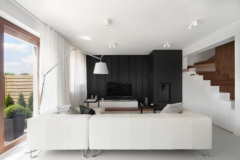 Современный дизайн интерьера для небольших домов (20)