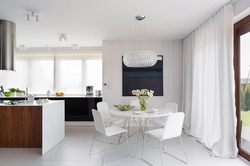 Современный дизайн интерьера для небольших домов (24)