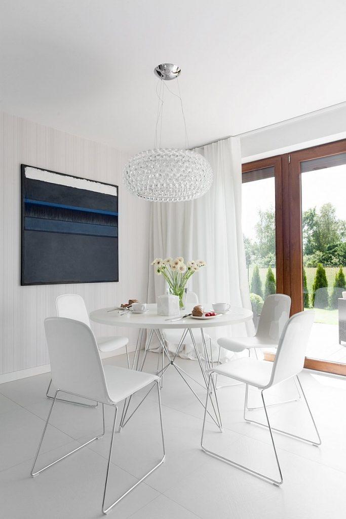 Современный дизайн интерьера для небольших домов (3)