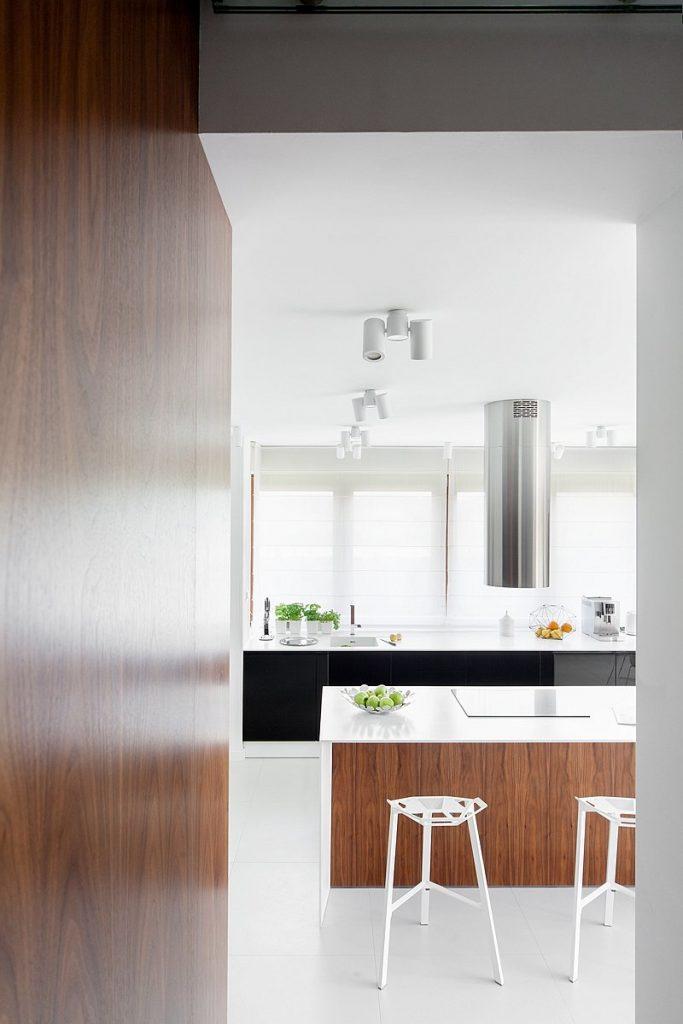 Современный дизайн интерьера для небольших домов (6)