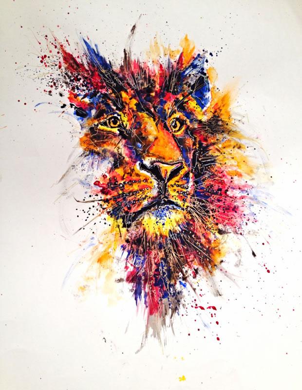 Яркие красочные иллюстрации (12)