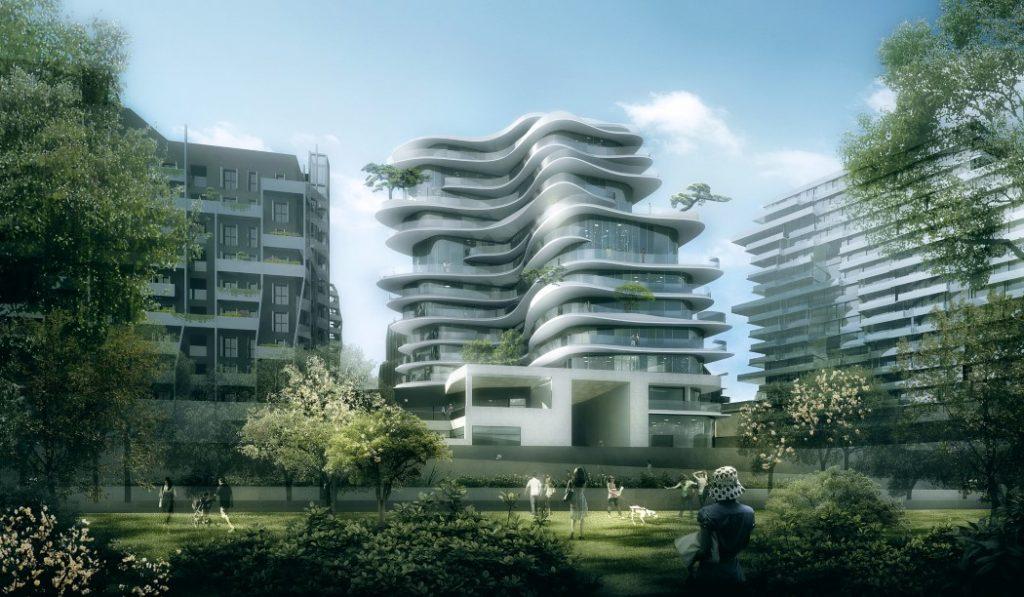 Архитектура сооружения (1)