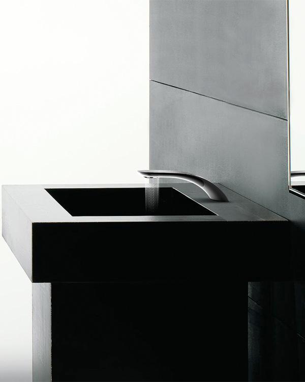 Дизайнерские смесители для ванной