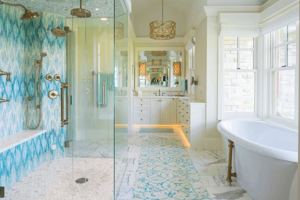 Идеи дизайна ванной комнаты (13)