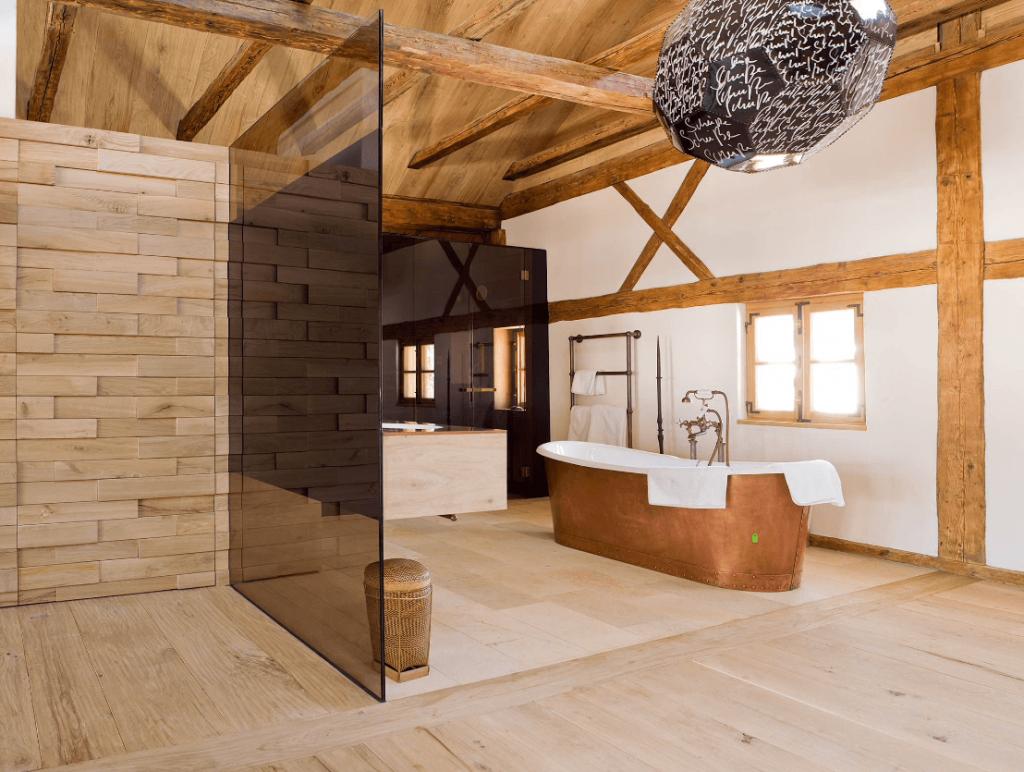 Идеи дизайна ванной комнаты (15)