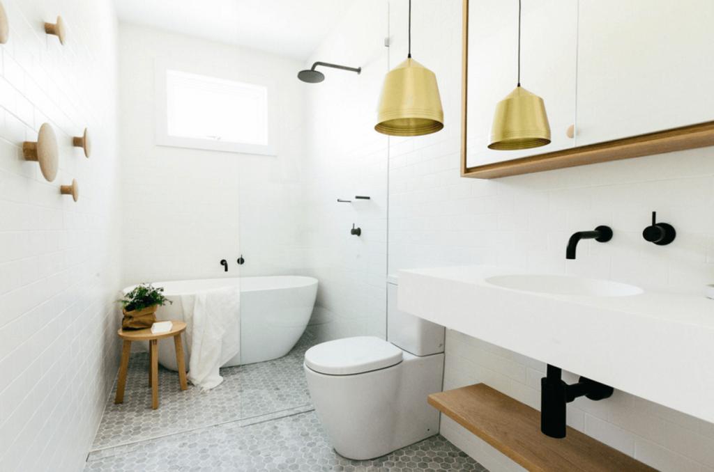 Идеи дизайна ванной комнаты (20)