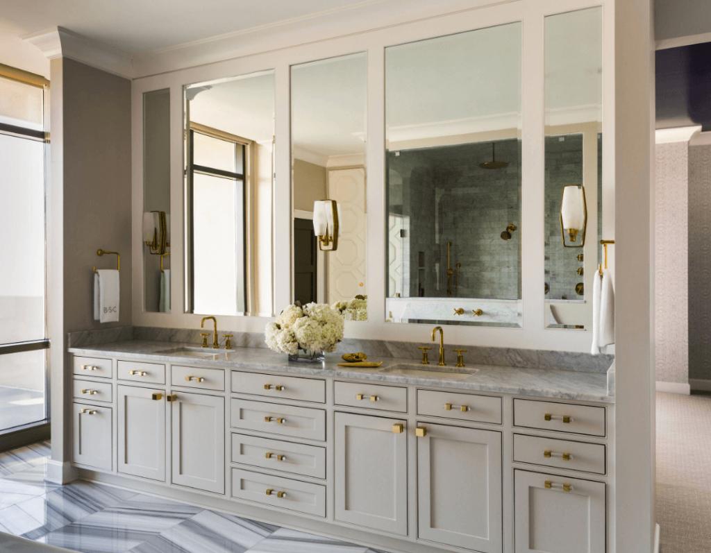 Идеи дизайна ванной комнаты (4)