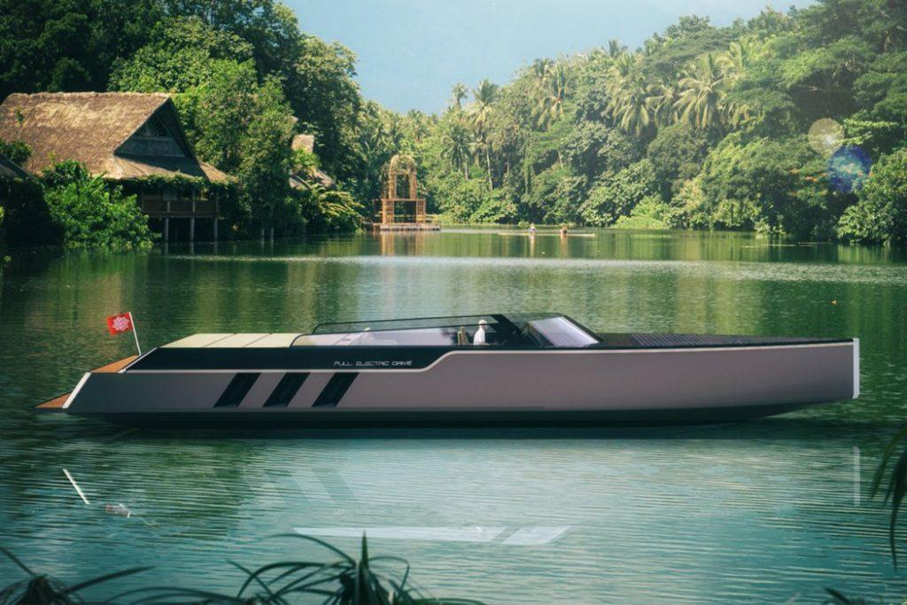 Тесла лодка (1)