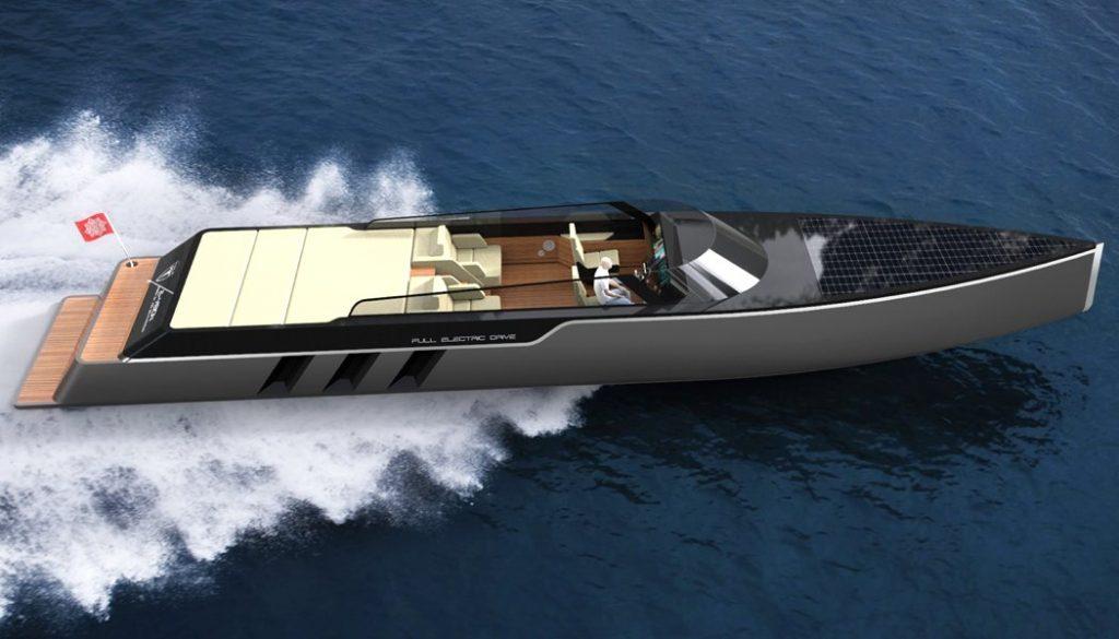 Тесла лодка (3)